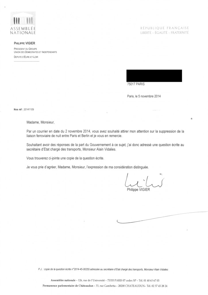 Reponse Philippe Vigier Page 1